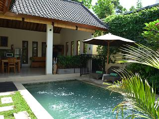 Villa Mewali - private 2 bedrooms with pool. - Sayan vacation rentals