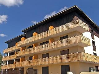 1 bedroom Apartment with Dishwasher in Fontcouverte-la-Toussuire - Fontcouverte-la-Toussuire vacation rentals