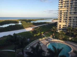 Beach front amazing sunset views from 8th floor - Marco Island vacation rentals