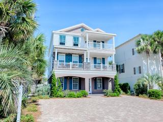 All Inn: Private Pool, Gulf Views, Steps to Beach! - Seagrove Beach vacation rentals