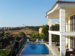 Deluxe Villa with Private Pool and sea view - Sogucak Koyu vacation rentals