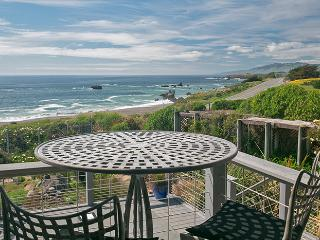 Deja Blu-Magical Ocean Front Property (Beach View) - Bodega Bay vacation rentals