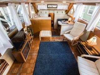 Classic Chris Craft Dream Boat on Lake Union - Seattle vacation rentals