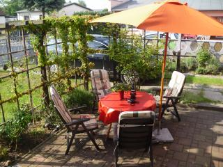 Ferienwohnung Heringsdorf 43 qm, strandnah, sonnig - Seebad Heringsdorf vacation rentals