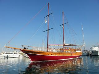 Perfect 6 bedroom Larnaca District Yacht with Internet Access - Larnaca District vacation rentals