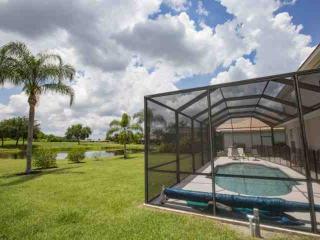 Heritage Harbour 4 bedroom pool home in gated golf community. - Bradenton vacation rentals