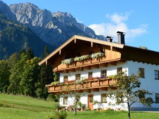 Goferlhof -Bauernhofurlaub -Walchsee -Kaiserwinkl - Walchsee vacation rentals