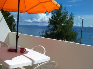 Apt Ivanisevic terrace sea view - Podstrana vacation rentals
