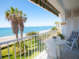 Fantastic Beachfront Apartment - Torrox vacation rentals