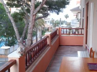 Romantic apartment just 150 m from the sea - Cala Millor vacation rentals