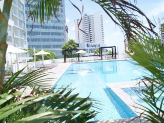 Ocean View Luxury Two  Bedroom - Malecon Las Americas - Cancun vacation rentals
