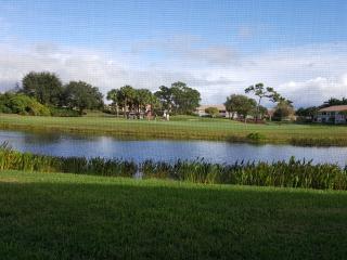 Beautiful Golf and Lake View on 6th Green - Bonita Springs vacation rentals