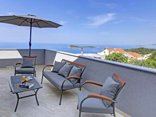 Villa Sandra, a luxury penthouse - Cavtat vacation rentals