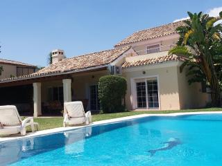 6 Bed Villa With Pool Walking Distance to Cafe's - Nueva Andalucia vacation rentals