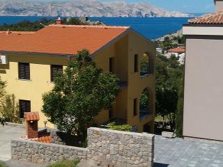 Sveti Juraj, Apartman Ema, 4+2 - Sveti Juraj vacation rentals