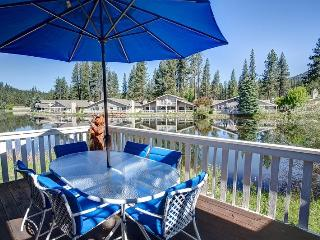 #29 ASPEN On the Pond! $225.00-$260.00 BASED ON DATES AND NUMBER OF NIGHTS. (plus county tax, SDI,Cleaning Fee and processing fee) - Graeagle vacation rentals