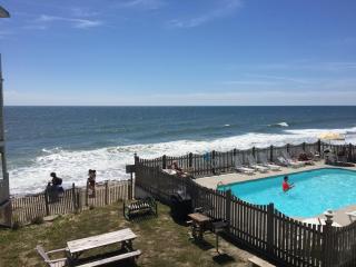Ocean View with balcony - Kure Beach vacation rentals