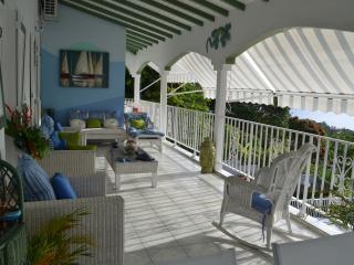 LA NICOTORIA VILLA - HAUT DE VILLA GRAND STANDING - Deshaies vacation rentals