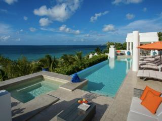 Luxury 5 bedroom Anguilla villa. Beachfront - Privacy - Anguilla vacation rentals
