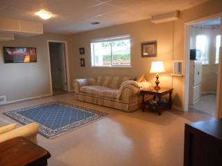 Perfect 2 bedroom Apartment in Parksville - Parksville vacation rentals