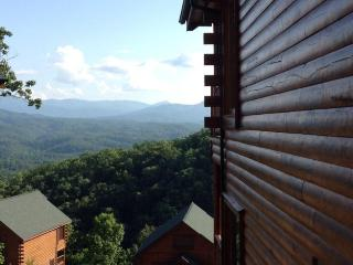 Romantic Cabin with Internet Access and Shared Outdoor Pool - Sevierville vacation rentals