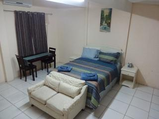 Comfortable Studio with Internet Access and A/C - Woodbrook vacation rentals