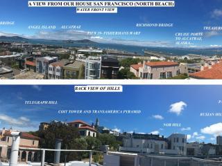 Charming 3 bedroom Apartment in San Francisco - San Francisco vacation rentals