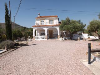 Spacious 5 bedroom Villa in Hondon de los Frailes - Hondon de los Frailes vacation rentals