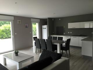 Maison Merlimont + JARDIN + GARAGE - 6 à 8 person - Merlimont-Plage vacation rentals