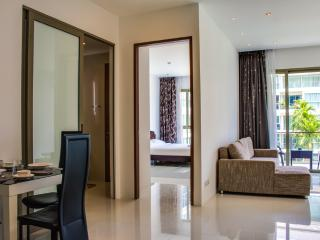 Luxury 1-bedroom apartment in North Pattaya - Pattaya vacation rentals