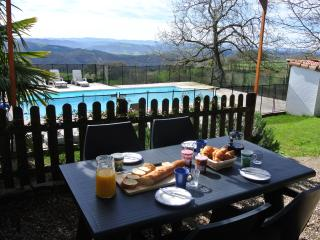 La Violette, La Caze Gites, Tarn Valley - Villefranche-de-Panat vacation rentals
