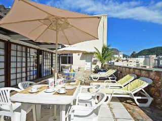Penthouse 4 BR Copacabana, 250m² - Rio de Janeiro vacation rentals