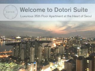 35th Fl. Luxurious Apt in Hongdae/Mapo, Seoul - Seoul vacation rentals