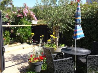 studio et jardin  5mn des plages - Patrimonio vacation rentals