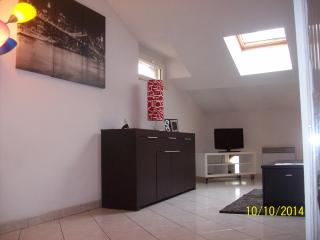 Romantic 1 bedroom Apartment in Agen with Television - Agen vacation rentals