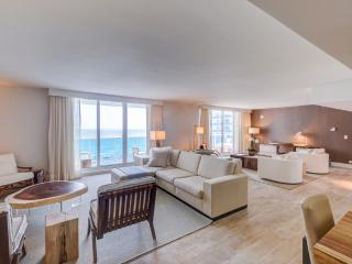 3 Bedroom Full Ocean Front at Luxurious Hotel - Miami Beach vacation rentals