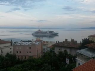 WIFI free, two balcony, look at the sea - Opatija vacation rentals