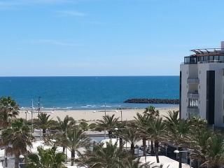 CAP D'AGDE PALME D'OR  2 Pièces 36m2 Vue mer - Cap-d'Agde vacation rentals