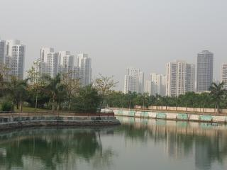 Luxrious Family Living 3BHK stunning Resort Views - Greater Noida vacation rentals