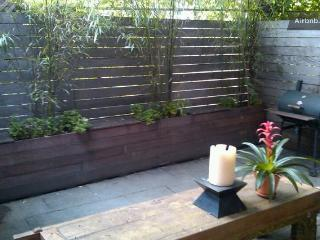 Balinese Carriagehouse 2Bedroom & Private Garden - Brooklyn vacation rentals