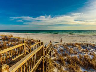 Surfin'Sea: Beach Front! 5 Bdrm, Private Pool! - Miramar Beach vacation rentals