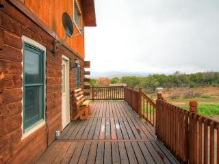 Secluded 2BR Montrose Cabin on 10 Acres w/Wifi & Unbelievable Mountain Views - Easy Access to Prime Hunting, Fishing, Skiing & More! - Montrose vacation rentals