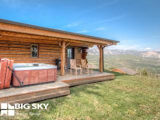 Big Sky Moonlight Basin | Cowboy Heaven Cabin 11 Cabin Hollow - Big Sky vacation rentals