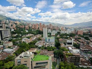 21St Floor El Poblado Amazing views Apartment - Medellin vacation rentals