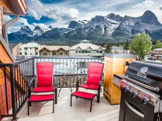 New BookCanmore.com property!  Top Floor Corner Unit ! - Canmore vacation rentals