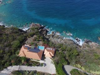 Villa Mirino, Ocean front, Intimate East End Home - East End vacation rentals