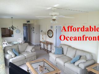 Oceanfront 2 Bdr WiFi A/C 3rd Floor - Freeport vacation rentals