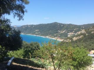 Sea View, quiet, Lyxury apart for 4 -10 people - Agios Gordios vacation rentals