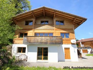 Spacious Chalet with Internet Access and Satellite Or Cable TV - Zweisimmen vacation rentals