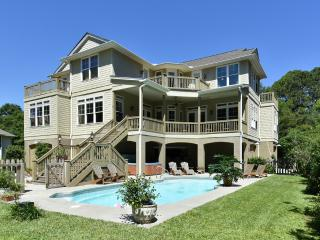 Lovely 7 bedroom House in Hilton Head with A/C - Hilton Head vacation rentals
